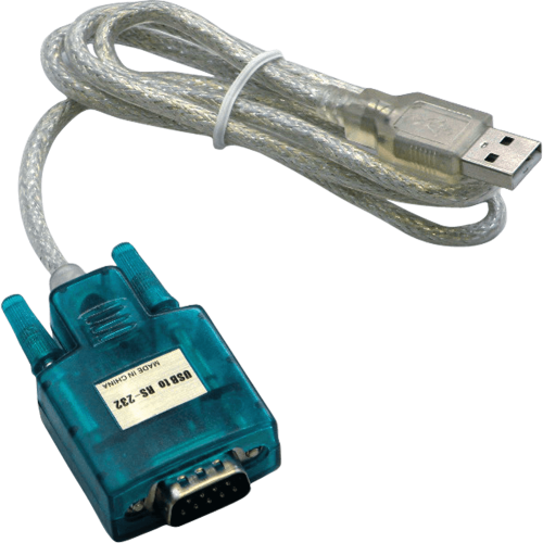 Adam Equipment Tilbehør RS-232 til USB adapter (Varenr. 3074010507)
