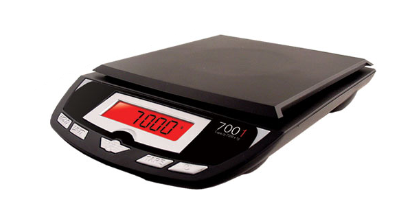 Kontorvægt My Weigh 7001DX (7000 gr. x 1 gr.)