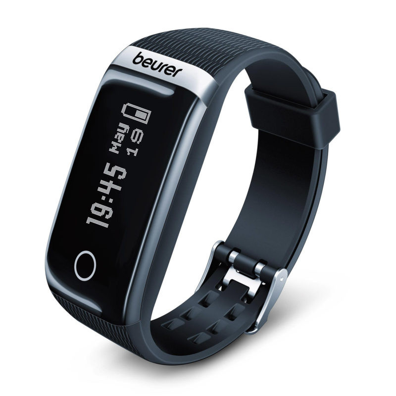 Aktivitetsmåler med Bluetooth. Beurer AS 87