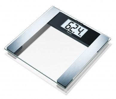 Kropsanalysevægt Beurer BG 17 Kapacitet 150 kg