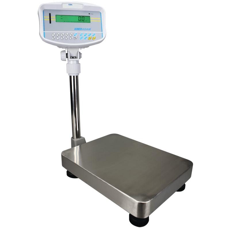 AE–GBK Kontrol/tællevægt (Vejeplade 300x400 mm) Varianter: 8kgx0,1g, 16kgx0,5g, 32kgx1g, 60kgx2g, 120kgx5g