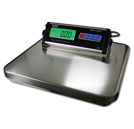 My Weigh HDCS (150 kg x  50 gr.)  (Vejeplade 356x406 mm)