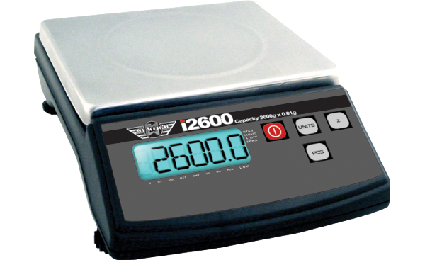 My Weigh iBalance 2600 (2600 x 0.1 g)