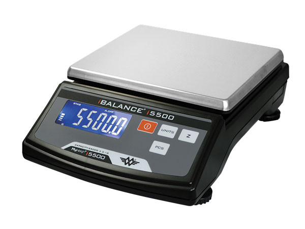 Digitalvægt My Weigh iBalance 5500i (5000 x 0.1 gr.) (Vejeplade 14 x 16 cm.)