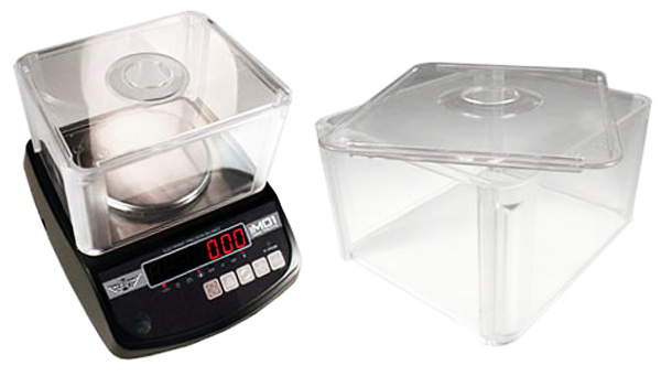 Digitalvægt My Weigh iBalance M01. Kapacitet: 1 kg Præcision: 0,01 g