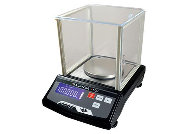 My Weigh iBalance 101 (100 x 0.005 gr.) (Vejeplade Ø 9.6 cm.)