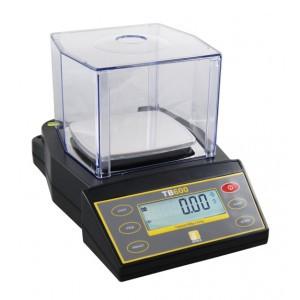 Jennings TB600 tællevægt (600 gr. x 0,01 gr.) (Vejeplade 120 x 130 mm)