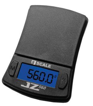 Lommevægt Jennings JZ (560 gr. x 0,1 gr.) (Vejeplade 55 x 55 mm)