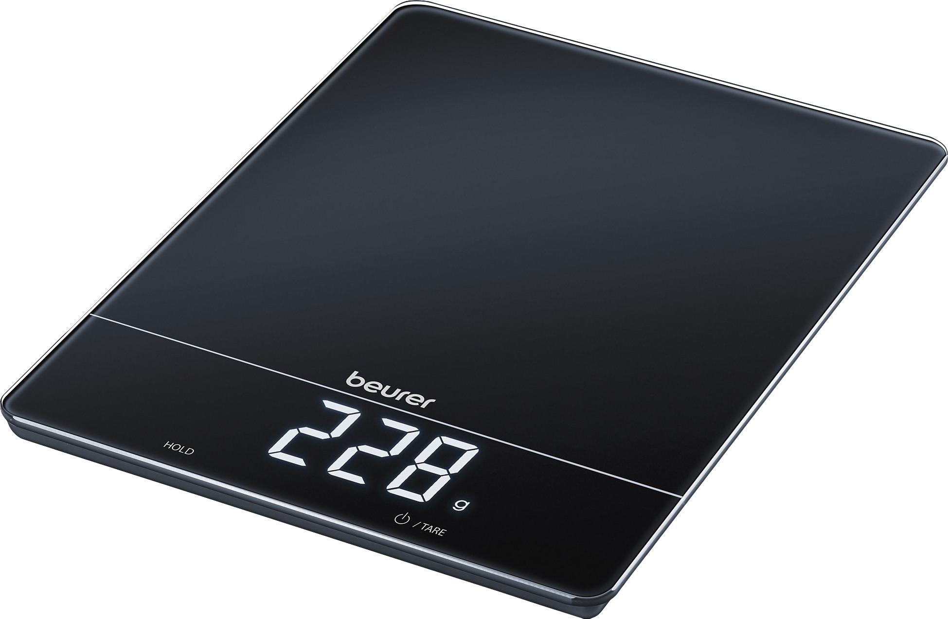 Køkkenvægt Beurer KS34XL Glas (15 kg. x 1 gr.)