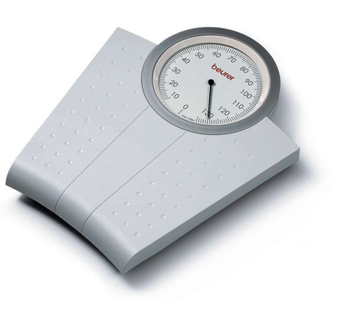 Personvægt Beurer MS 50 Mekanisk Retro (135 kg. x 1 kg.)