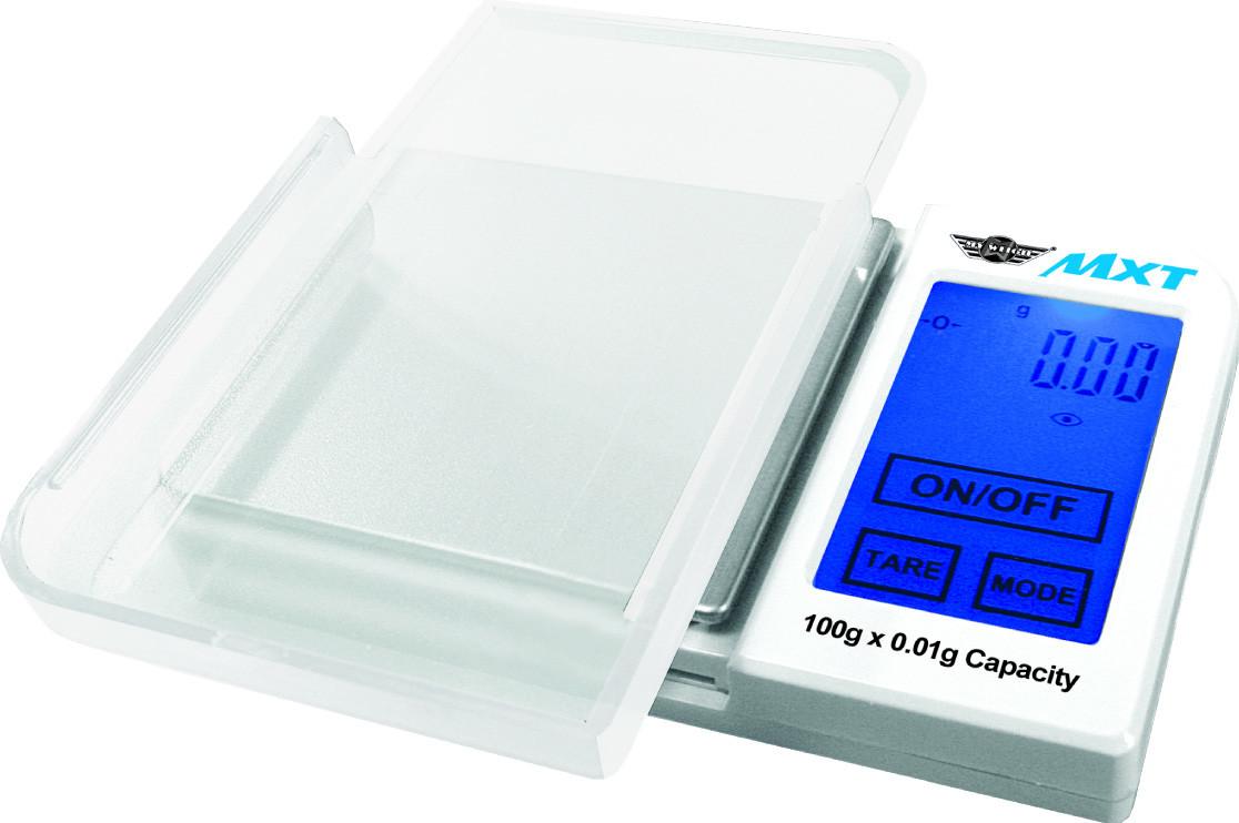 My Weigh MXT (100 gr. x 0.01 gr.) (Vejeplade 53 x 45 mm)