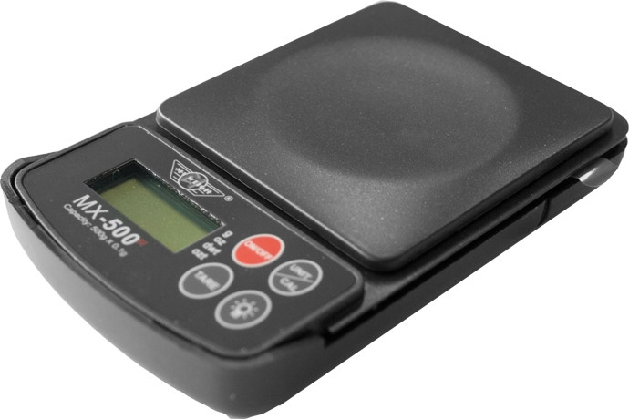 Lommevægt My Weigh MX-300 (300 x 0.1 gr.) (Vejeplade 6,8 x 7,3 cm)