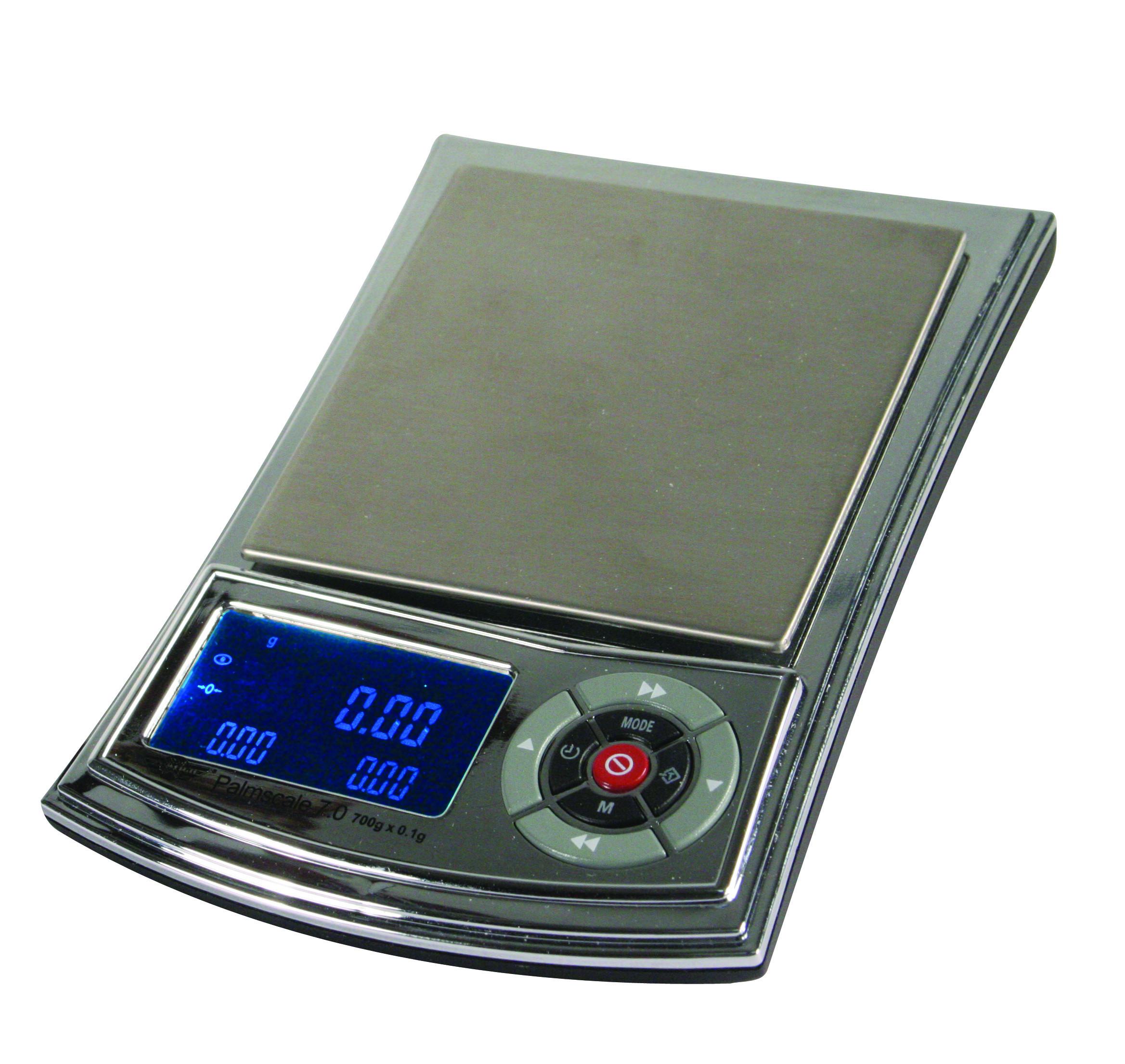 My Weigh PalmScale 7.0 (200 gr. x 0.01 gr.) (Vejeplade 7 x 6 cm.)