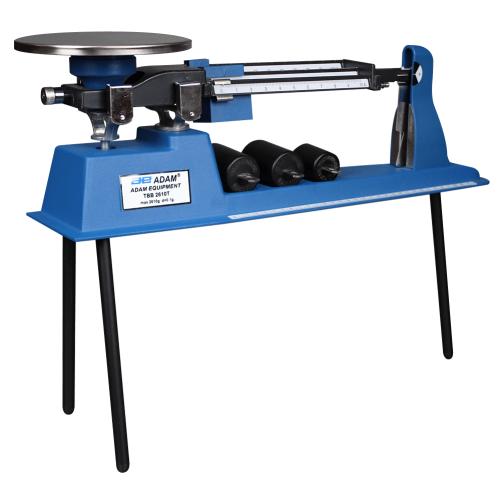 AE- TBBt Triple-Beam Balance TARA funktion 2610T (2610 gr. x 0,1 gr.) Vejeplade (Ø153 mm.)