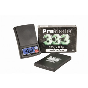 ProScale 333 'Three-Weigh' (333 x 0.1 gr.) (Vejeplade 55 x 55 mm)