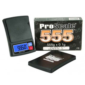 ProScale 555 'Johnny 5' (555 x 0.1 gr.) (Vejeplade 55 x 55 mm)