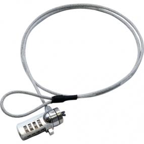 Adam Equipment Tilbehør: Kensington-type lås og kabel (Varenr. 700100046)