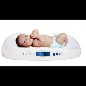 Babyvægt. Jennings J-Scale. Kapacitet: 20 kg Præcision: 5 g