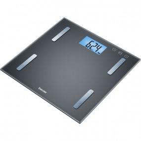 Kropsanalysevægt. Beurer BF180. Badevægt (180 kg.x100 gr.)