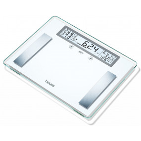 DEMOVÆGT. God pris! Kropsanalysevægt Beurer BG 51 XXL. Kapacitet:  200 kg