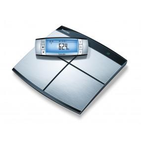 Kropsanalysevægt. Beurer BF105. Kapacitet: 180  kg Præcision: 100 g