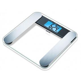 Kropsanalysevægt. Beurer BF220. Badevægt (180 kg.x100 gr.)