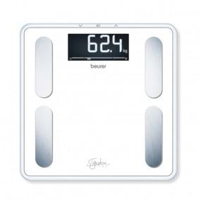 Kropsanalysevægt. Beurer BF400H SignatureLine. Badevægt. Hvid (200 kg.x100 gr.