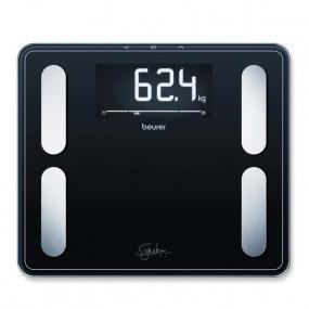Kropsanalysevægt. Beurer BF410S. Kapacitet: 200 kg Præcision: 100 g