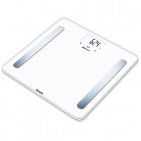 Kropsanalysevægt. Beurer BF600H. Badevægt. Hvid (180 kg.x100 gr.)