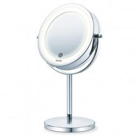 Makeupspejl med Lys og Touch. Beurer BS 55