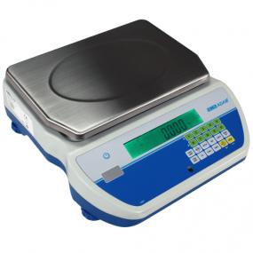 Tællevægt  Adam CKT M-model.  Kapacitet: 4 kg til 40 kg præcision: 2 g til 10 g