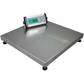 Pakkevægt Adam CPWplusM. Vejeplade (500x500 mm). Varianter: 35kgx10g, 75kgx20g, 150kgx50g, 200kgx50g
