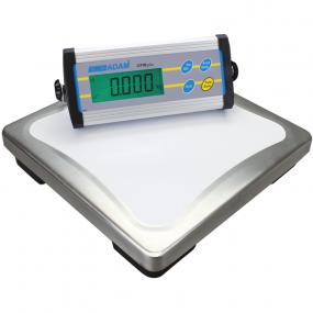 Pakkevægt Adam CPWplus.Vejeplade (300x300 mm). Varianter: 6kgx2g, 15kgx5g, 35kgx10g, 75kgx20g, 150kgx50g, 200kgx50g