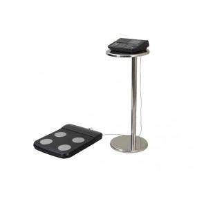 Kropsanalysevægt Tanita DC360  med integreret printer. Kapacitet: 270 kg Præcision: 100 g