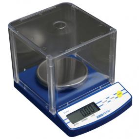 Bordvægt Adam Dune DCT 302 med dæksel. (300 gr. x 0,01 gr.) Vejeplade (Ø100 mm)