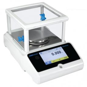 AE-Equinox EPBi Præcisionsvægt. Vejeplade: (Ø110 mm). Varianter: 360gx0,001g, 720gx0,001g, 1200gx0,001g, 2100gx0,001g)