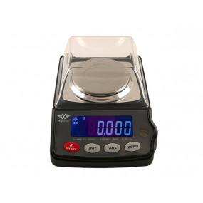 Præcisions vægt My Weigh Gempro 300 Diamond Scale (60 gr. x 0,001 gr.) (Vejeplade Ø 70 mm.)