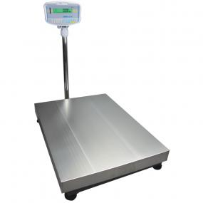 Kontrol/tællevægt Adam GFK(Vejeplade 400x500 mm) Varianter: 75gx5g, 150kgx10g, 300kgx20g