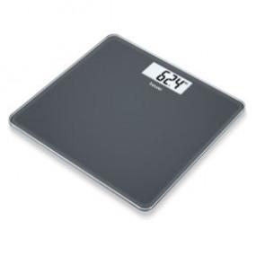 Beurer GS213 Glasbadevægt antrasitgrå (180 kg. x 100 gr.)