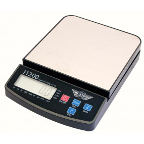 My Weigh iBalance 1200 Vejeplade (150x150 mm) (1200 gr. x 0.1 gr.)