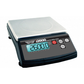 My Weigh iBalance 2600 Vejeplade (170 x140 mm) (2600 x 0.1 g)
