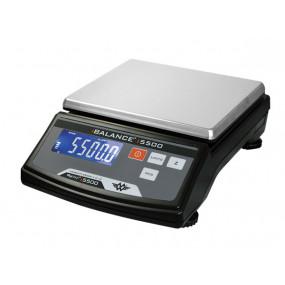Digitalvægt My Weigh iBalance 5500i. Kapacitet: 5 kg Præcision: 0,1 g