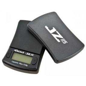 Lommevægt Jennings JZ115. Kapacitet: 115 g  Præcision: 0,01 g