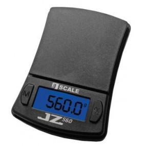 Lommevægt Jennings JZ560. Kapacitet: 560 g Præcision: 0,1 g
