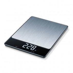 Køkkenvægt. Beurer KS034RS. Kapacitet: 15 kg Præcision 1 g