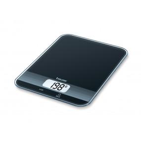 Køkkenvægt. Beurer KS 19 Black. Kapacitet: 5 kg. Nøjagtighed: 1 g