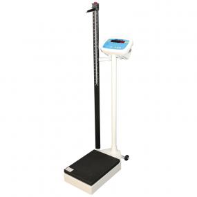 Personvægt  Adam Digital MDW 300L (300kg x 50 g) Vejeplade (375 x 275 x H.1310 mm)