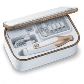 Ledningsfrit Manicure/Pedicuresæt. Beurer MP 64