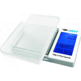 My Weigh MXT (100 gr. x 0.01 gr.) (Vejeplade 53 x 45 mm)