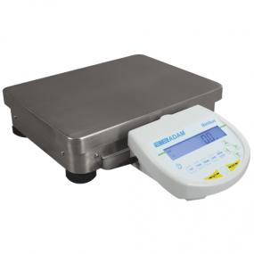 AE-NBLe Præcision balances. Vejeplade (400x300 mm). Varianter: 12kgx0,1g, 16kgx0,1g, 22kgx0,1g